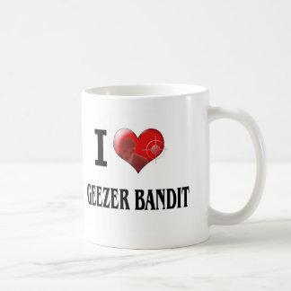 GEEZER BANDIT MUG