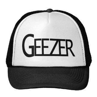 Geezer Gorras