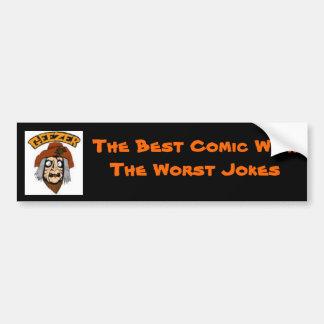 gEEZERcOLORhEAD1-1, The Best Comic... - Customized Bumper Stickers