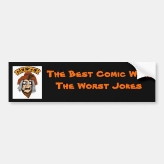 gEEZERcOLORhEAD1-1, The Best Comic... - Customized Car Bumper Sticker