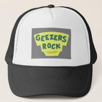 Geezers Rock Baseball Cap