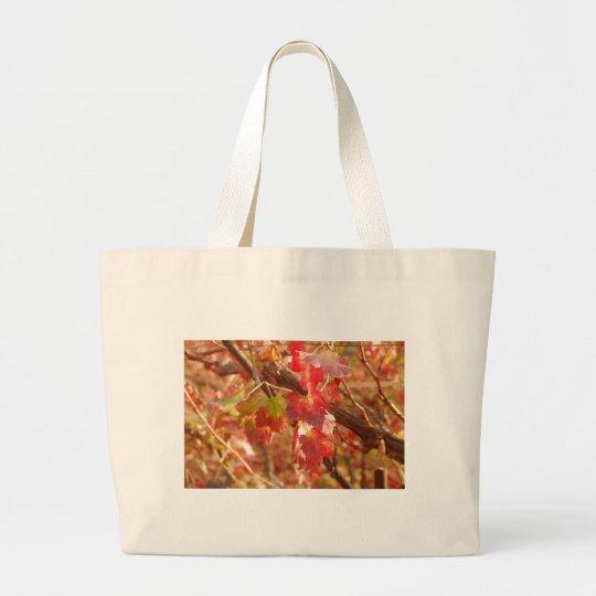Geffen leaves large tote bag