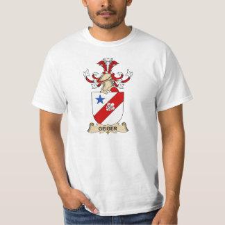 Geiger Family Crest T-Shirt