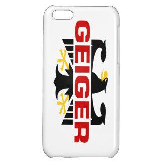 Geiger Surname iPhone 5C Case