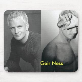 Geir Ness Mousepad Tapete De Ratones
