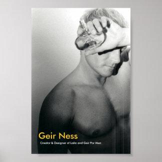Geir Ness Poster