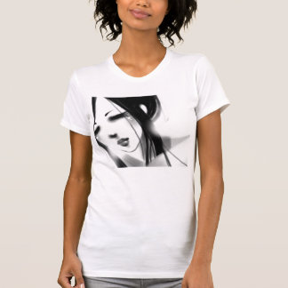 Geisha_b Camiseta