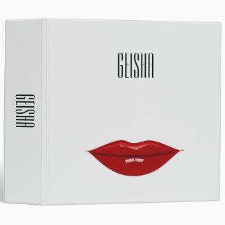 geisha binder