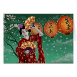 Geisha Cards