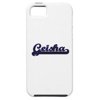 Geisha Classic Job Design iPhone 5 Cases