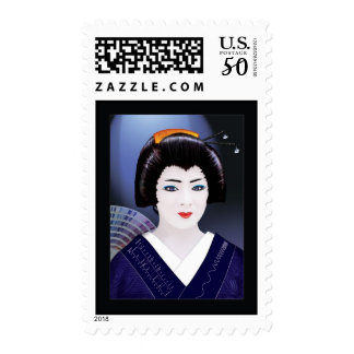 Geisha Color Postage