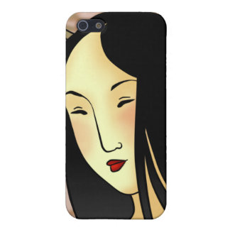 Geisha Cover For iPhone 5