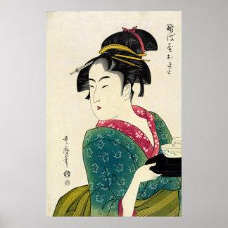 Geisha de Naniwaya Okita Impresiones