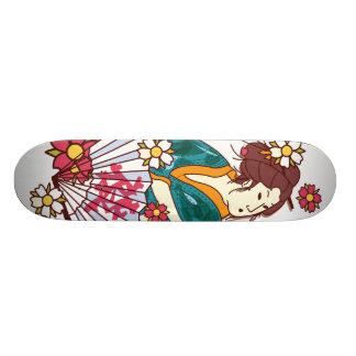 geisha deck