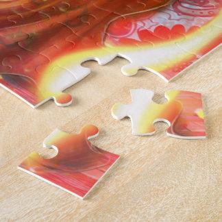 Geisha del fuego puzzles