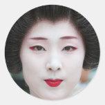 Geisha Etiquetas