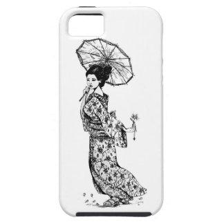 Geisha iPhone 5 Case-Mate Carcasa