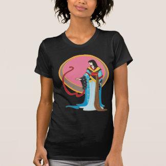 Geisha Fusion T Shirt