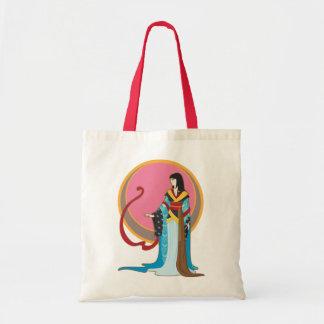 Geisha Fusion Tote Bag