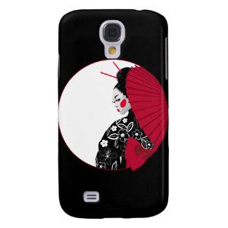 Geisha Galaxy S4 Cases