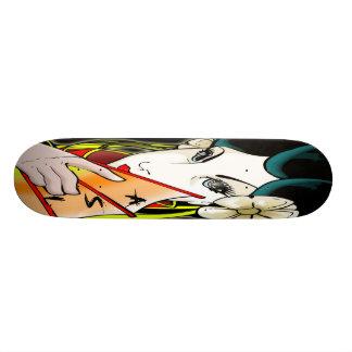 Geisha Girl ASL Skate Board Decks