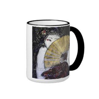 Geisha Girl Mug 15 oz