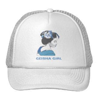 Geisha Girl Trucker Hat