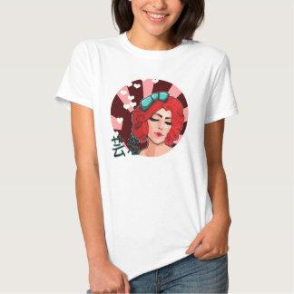 Geisha Heart T-shirt