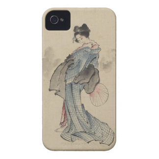 Geisha iPhone 4 Case-Mate Case