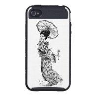 Geisha iPhone 4 Cover