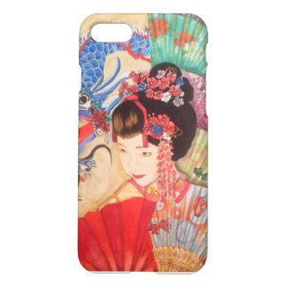 Geisha iPhone 7 Case