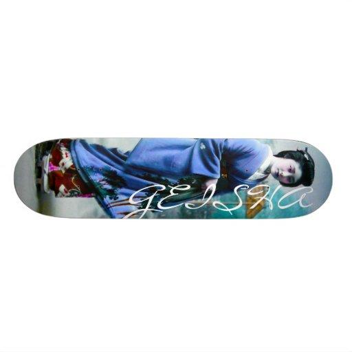 Geisha j1 skate decks