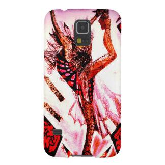 Geisha Japan Galaxy S5 Cases