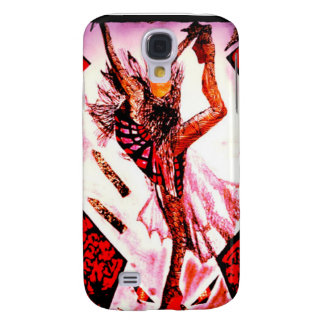 Geisha Japan Samsung Galaxy S4 Cases