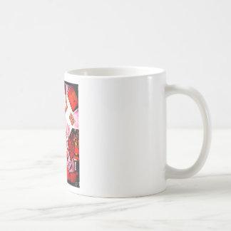 Geisha Japan Coffee Mugs