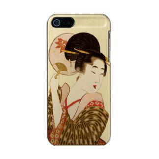 Geisha japonés funda para iPhone 5 incipio feather shine