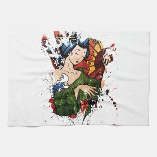 Geisha Towel