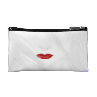 Geisha Lip and Eye Makeup Cosmetic Bag