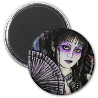 Geisha - Magnet