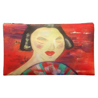 Geisha MakeUp Bag