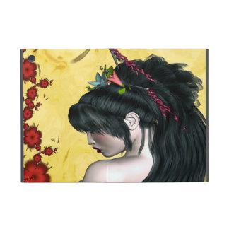 Geisha moderno iPad mini fundas