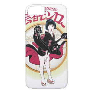 Geisha Monroe Phone Case