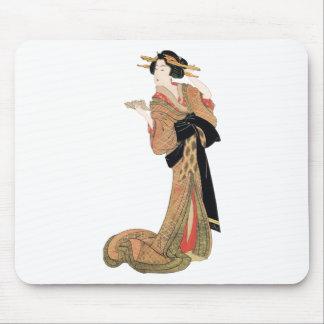 Geisha Mouse Pads