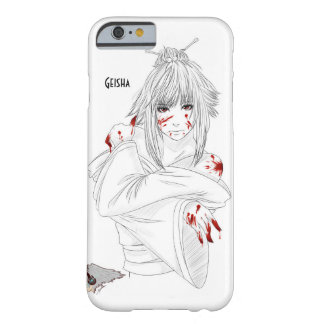 Geisha (Nightmare) Barely There iPhone 6 Case