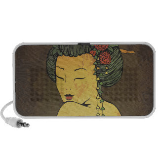 Geisha Normal iPhone Speaker