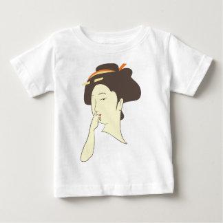 Geisha Nose Picking Baby T-Shirt
