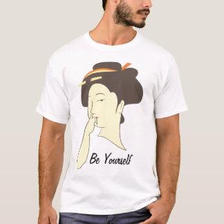 Geisha Nose Picking T-Shirt