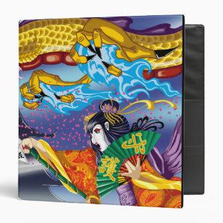 Geisha Of The Dragons Binders
