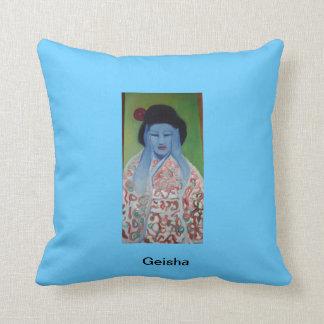 Geisha Pillow