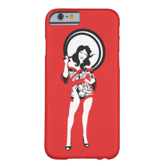 Geisha Pop Barely There iPhone 6 Case